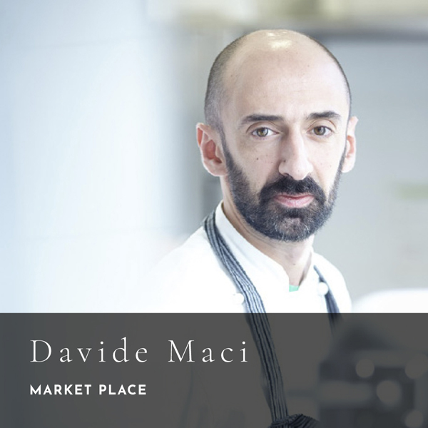 Chef Davide Maci
